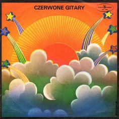 vintage Polish album covers