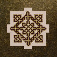 Cowtown Cross Stitch - Celtic Cross Stitch Patterns