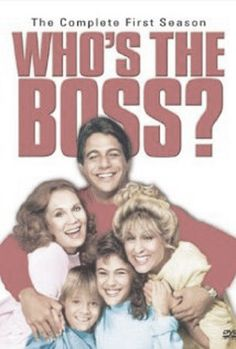 who's the boss?...