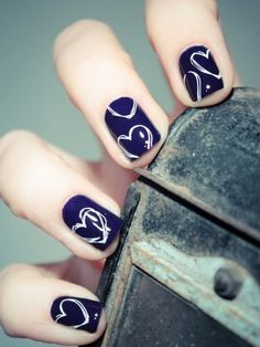 pretty nail designs for short nails Pretty Nail Designs