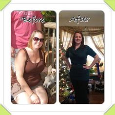 My very good friend and teammate, Erin Canas! Erin made a commitment and did it! Healthy in every way! www.tgiunta.isagenix.com