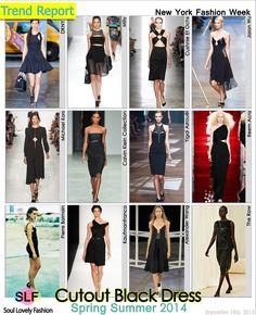 summer2014, dress fashion, black dress