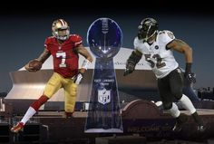 Ravens win Super Bowl 47!