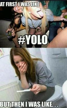 YOLO but be smart