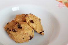 Pumpkin Chocolate Chip #Cookies #recipe