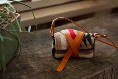 DIY Wool Camera Wrap
