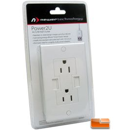 Power2U USB Power Outlet