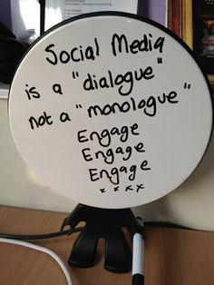 #truth #social media