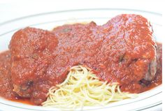 An Italian Classic at Vincent's Italian Cuisine in Uptown New Orleans.