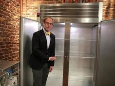 Food Network #Star Kitchen Tour given by Alton Brown
