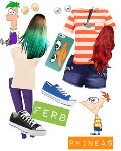 """Phineas and Ferb"""