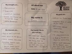 Hilarious.  Dad Fills Out 11-Month-Old Daughter's Daycare Questionnaire