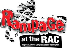 Rampage at the RAC 5k Obstacle Course