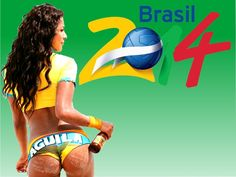 #FIFA #World_Cup #2014 #Brazil #sexy_girl #soccer #football. visit here:- http://www.alliswall.com/