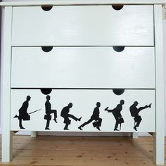 Ministry of Silly Walks!! :) -- Monty Python DIY...cool