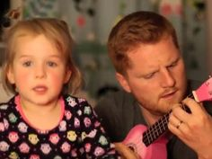 Daddy-daughter duet is the sweetest little bedtime song