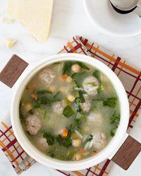 Italian Wedding Soup Recipe on Food & Wine