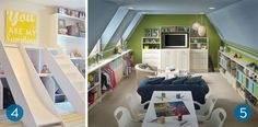 Eye Candy: 10 Inspiring Kids Playrooms