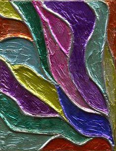 Foil Art project