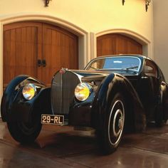 1931 Bugatti  Type 51, Coupe at The Nethercutt Museum Sylmar, CA #Kids #Events