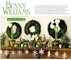 Bunny Williams   Ballard Designs