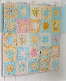 Blue Elephant Stitches: A quilt for Maddie