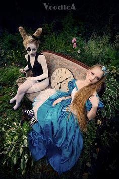 Alice Alice Alice by ~Voodica