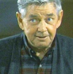 Ralph Waite - He's always reminded me of my Dad,