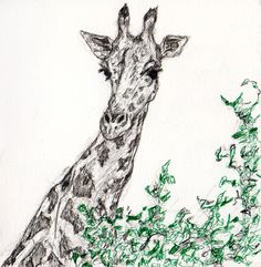 Giraffe Tattoo Designs | how to draw : giraffe mask (page 2)