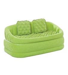 Fun And Funky - Inflatable Dorm Room Love Seat