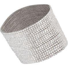 21 Row Diamond Bracelet