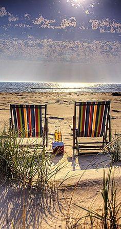 beach time...