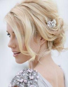 loose wedding hair updos - Google Search