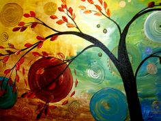 """The Art Tree"" by Nicolette Vaughan Horner"