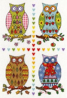 4 Owls