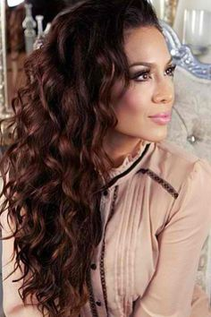 Nume Titan 3 19mm Curling Wand Gorgeous Curls.