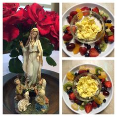Catholic Cuisine: Our Lady of Fatima Miracle Morning Breakfast