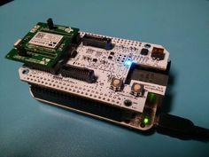 CC300 + Beaglebone Wifi with GPIO Pins