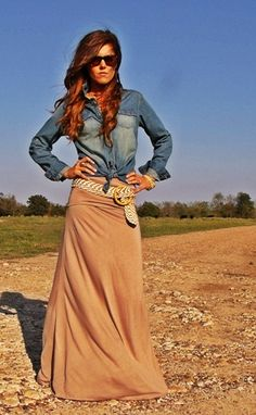 My friend Camilia Jenkins doing a fantastic job modeling for Wild Blue Boutique!  Maxi Musts (more colors)-