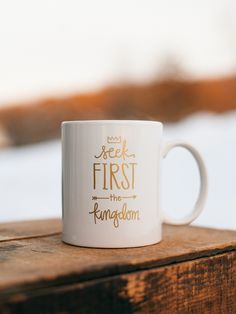 The Fresh Collective Co. PRESALE: Seek First the Kingdom - $9.99 thefreshcollectiveco.bigcartel.com