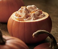 Alexander McCream Spiced Pumpkin Ice Cream Recipe  | Epicurious.com