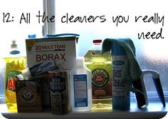 Finely Ground: frugal clean. A bunch of good cleaning tips
