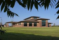 Oak View Branch Library, Siouxland Libraries; Sioux Falls.