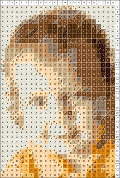 Crochet Stitch Generator : Crochet Pattern Generator on Pinterest Patchwork Patterns, Patchwork ...