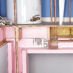 Prevent frozen pipes this winter - it comes down to the proper type of insulation and how it's installed.