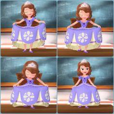 - Sofia The First , Disney Princesses { @sofiathefirst_tv | IG }
