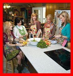 When baking, follow directions. When cooking, go by your own taste. #MissKay #DuckDynasty