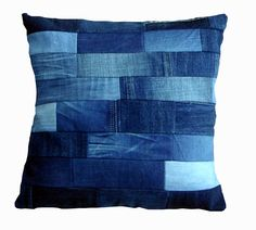 Upcycling textiles | shabby chic | vintage gifts for the home - Denim works
