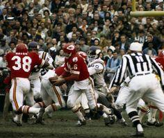 Len Dawson & The Kansas City Chiefs