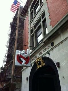 FDNY Pays Tribute to Harold Ramis with Awesomeness